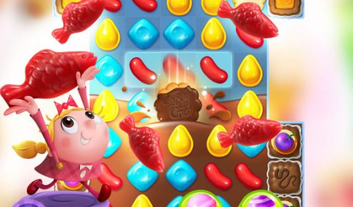 Sensor Tower: Candy Crush Friends Saga's 10 million first-week downloads have a sour note