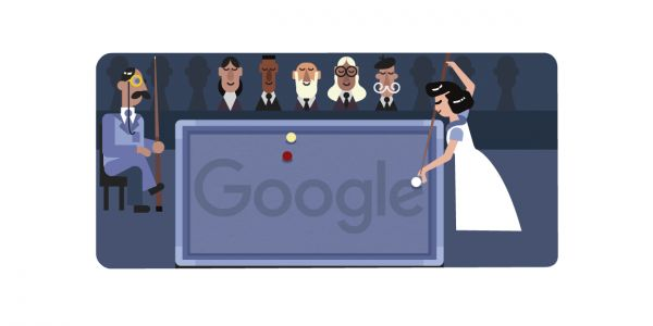 Google Doodle celebrates Masako Katsura, 'The First Lady of Billiards'