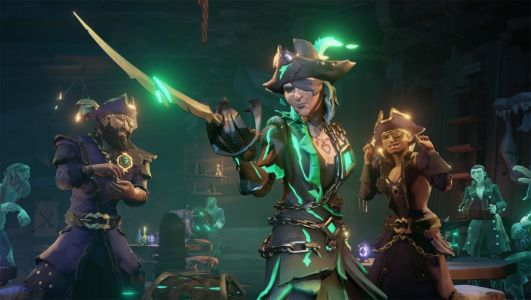 Sea of Thieves fans: Free Lost Treasures update brings bountiful booty of new tools and events