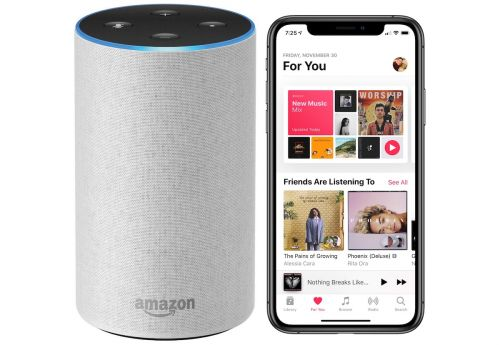 Apple Music to Launch on Amazon's Echo Devices the Week of December 17