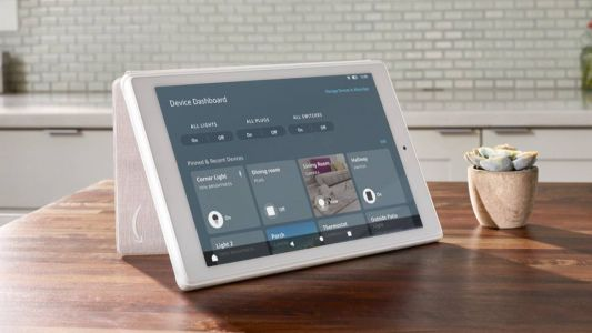 Amazon Fire tablets update Device Dashboard to manage smart devices