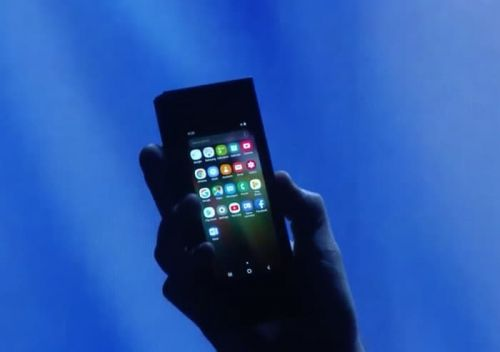Samsung Foldable Smartphone could cost $1,770