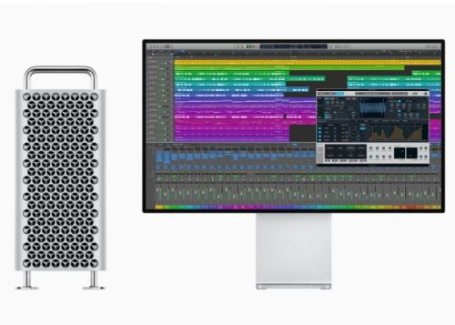 New Apple Logic Pro X 10.4.5 harnesses Mac Pro power