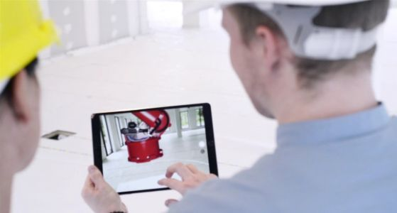 Showpad uses augmented reality to help salespeople sell stuff
