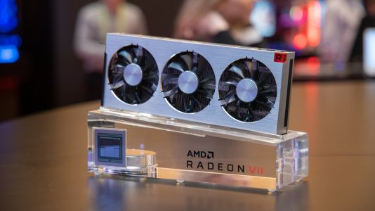 AMD Radeon VII graphics card will support Linux on launch day