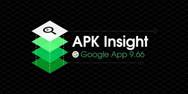 Google app 9.66 preps dark theme, 'Assistant powered intelligent tips,' Face Match training