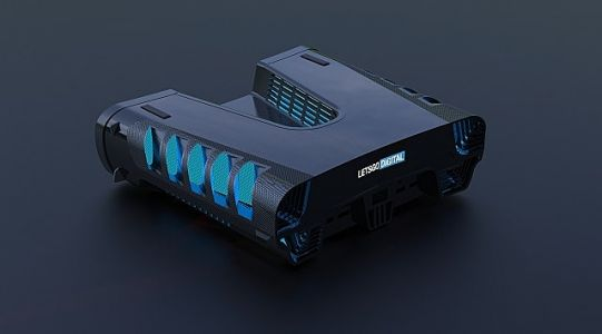 Someone Made a Render of the PS5 Dev Kit, and It Still Looks Silly