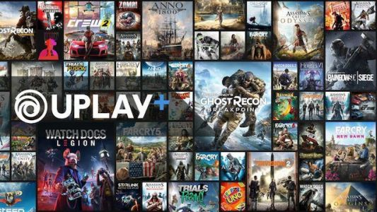 Ubisoft Reveals Games Included In The Uplay+ Subscription
