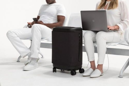 Incase Unveils ProConnected Smart Suitcase With A Built-In Battery