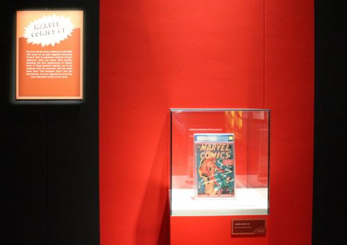 Drool over Marvel Comics' rarest original art, costumes at new museum exhibit