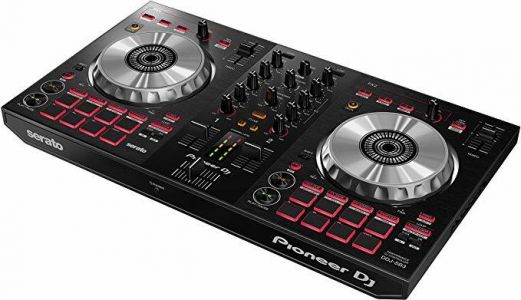 Play and mix your favorite songs on the best DJ mixers
