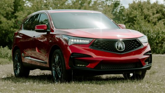 What the absolute mouse positioning on the 2020 Acura RDX does to your brain