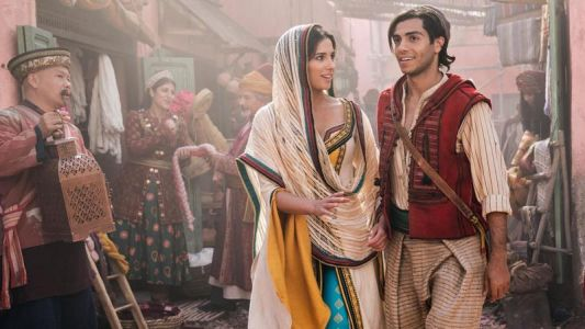 Aladdin review: Make a wish and take a risk on this magic adventure