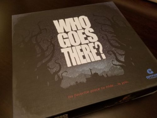 Who Goes There?: The Thing returns to the tabletop