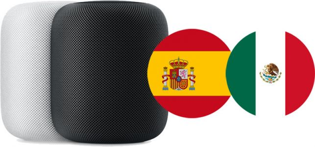 PSA: HomePod Launches in Spain and Mexico on October 26