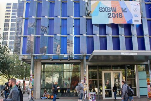 The brands, bands, bots, and Batmobiles of SXSW 2018