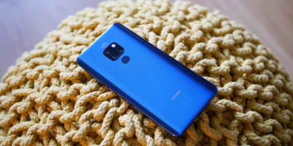 Review: The Huawei Mate 20 feels like an appetizer to a more feature-packed main meal