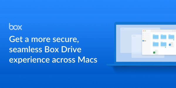Box Drive for Mac adds full Apple Silicon and macOS Monterey support, increased security, more