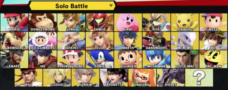 Smash Bros. Ultimate hands-on: We put new fighters, new features to the test