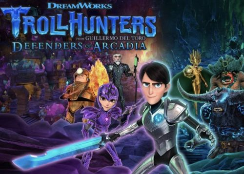 Trollhunters Defenders Of Arcadia launches