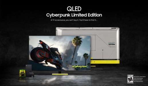 This Is The Ultimate TV For Cyberpunk Fans But You Can't Buy One