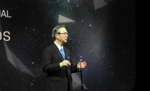 Nintendo's Genyo Takeda gets lifetime achievement award at DICE Awards