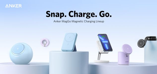 Anker Launches MagSafe-Compatible 'MagGo' Lineup of Charging Accessories
