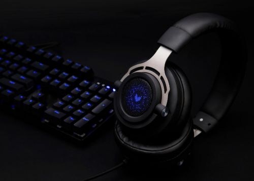 Rapoo VH300 gaming headset supports PC, Xbox One, PS4 and mobile devices