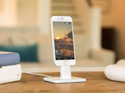 Display your iPhone with pride using the $34 Twelve South HiRise 2 charging stand