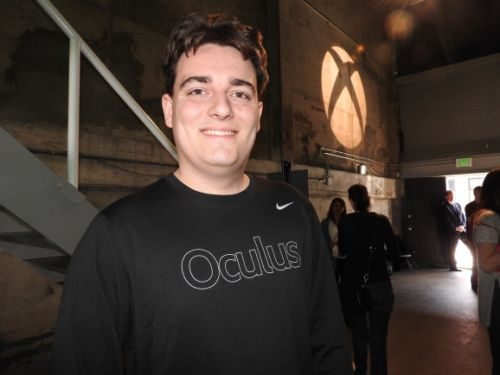 'History of the Future' book chronicles Palmer Luckey, Oculus, and the rebirth of VR