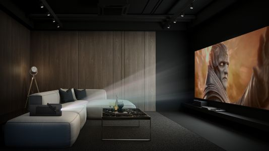 If you're looking for your first 4K projector, LG's award-winning CineBeam is $500 for Black Friday