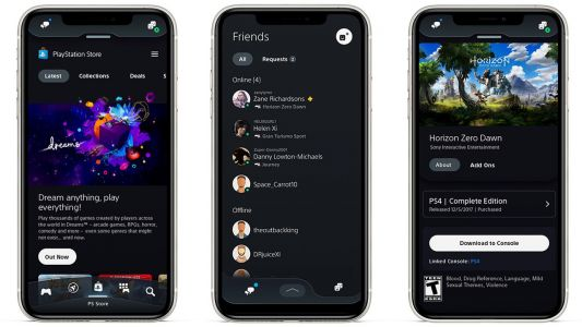 PlayStation App gets revamped UI, remote console management features