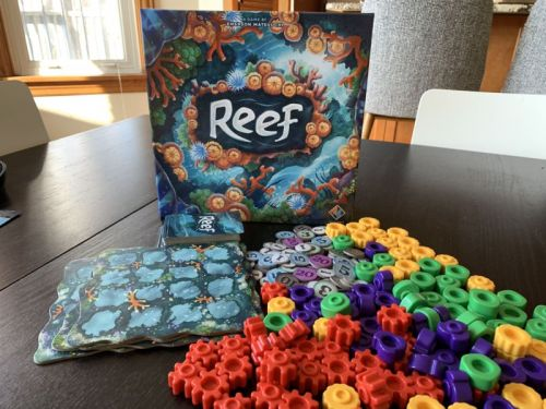 Reef review: Your new favorite family board game
