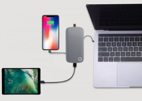 Quick Cube MacBook external battery pack from $29