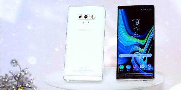Samsung Galaxy Note 9 First Snow White variant launches in Taiwan