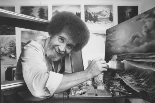 Bob Ross' The Joy of Painting recast as bedtime audio series to help you sleep