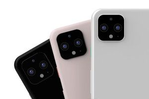 Mock Google Pixel 4 promo video showcases the new 'dare to be square' camera design