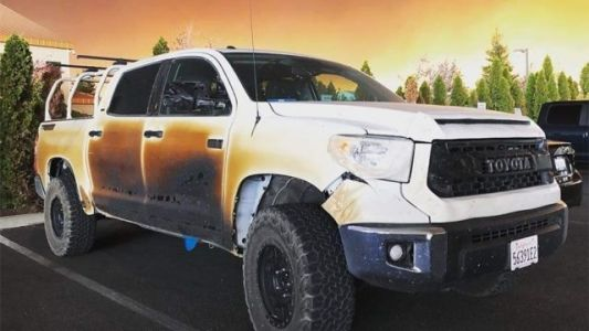 Toyota Replacing Nurse's Truck Used For Saving California Wildfire Victims