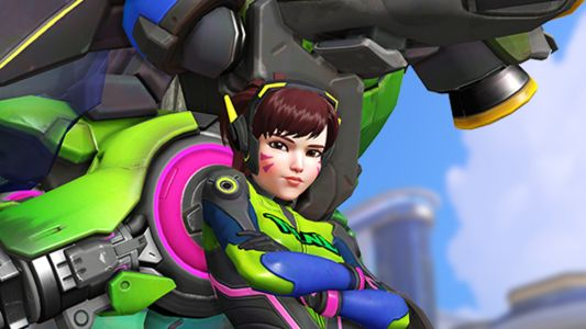 Overwatch kicks off Nano Cola Challenge with epic D.Va character skin up for grabs