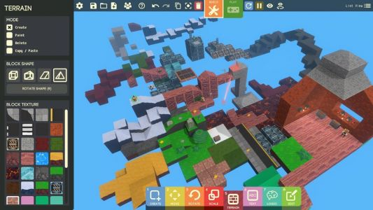 Google Releases Free Drag-And-Drop Tool That Lets You Build 3D Games