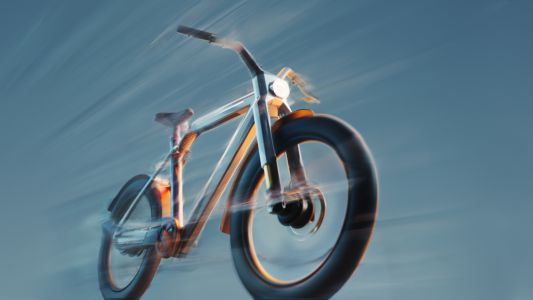 This super-fast e-bike can hit up to 31mph - but there's a caveat
