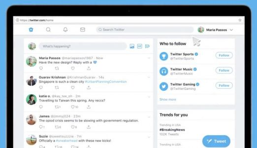 Twitter Starts Rolling Out Simplified Web View, Preps Updated Dark Mode