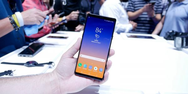 Samsung Galaxy Note 9 has the best display on a smartphone according to DisplayMate