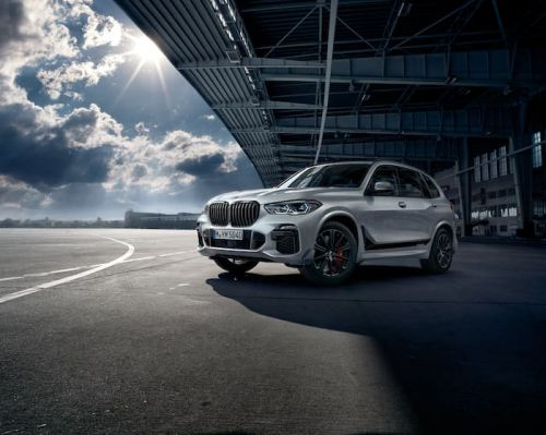 M Performance Parts now available for the BMW X5