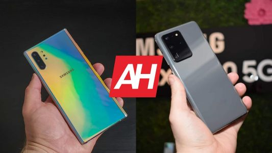 Phone Comparisons: Samsung Galaxy Note 10+ vs Galaxy S20 Ultra
