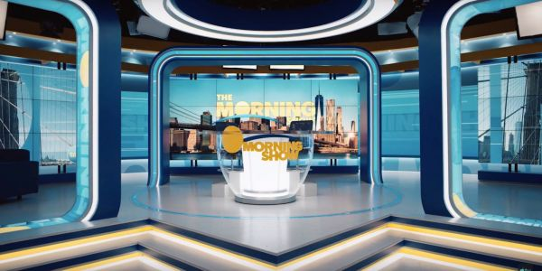 Apple spending $300M on 'The Morning Show,' 'Amazing Stories' missing TV+ premiere over creative differences