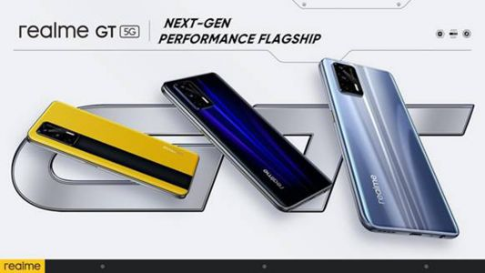 Realme GT 5G is new Snapdragon 888 flagship with incredible charging speed