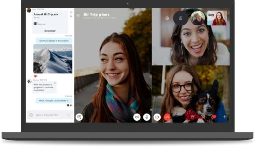 Skype 8.0 For Desktop Released