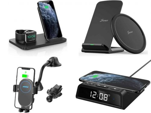 Mpow & Seneo Wireless Charging Stations Are Up To 30% Off - Black Friday Deals 2020