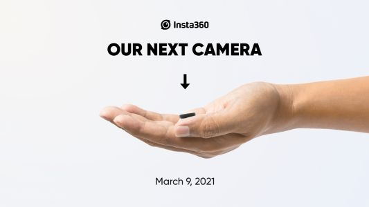Ready for something tiny? Insta360 will unveil a new camera on March 9